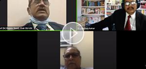 USI Smart Learning Program - 8th Jan 2021 Pelvic Organ Prolapse – Dr Santosh Kumar